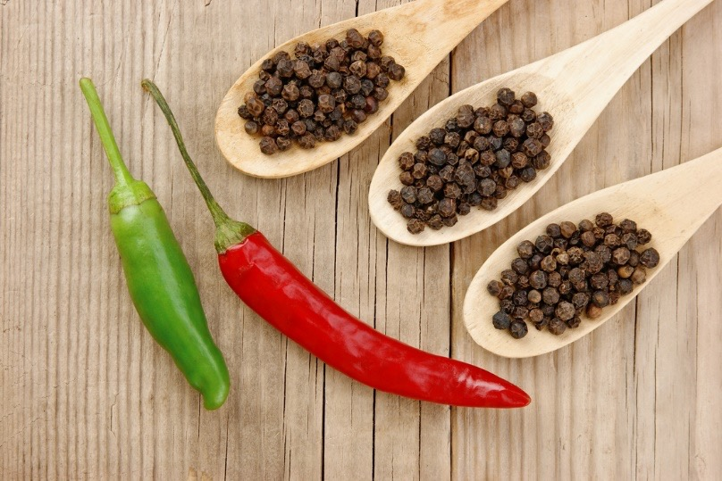 Какой перец выбрать: черный или красный?