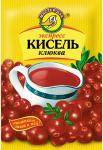 Экспресс-кисель Клюква 30 гр