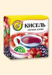 """Кисель """"Лесная ягода + 10 витаминов"""" 220 гр"""