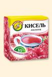 """Кисель """"Малина + 10 витаминов"""" 220 гр"""