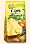 Пюре картофельное с жареным луком 120 гр