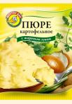 Пюре картофельное с жареным луком 34 гр