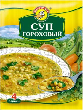 Суп гороховый 60 гр