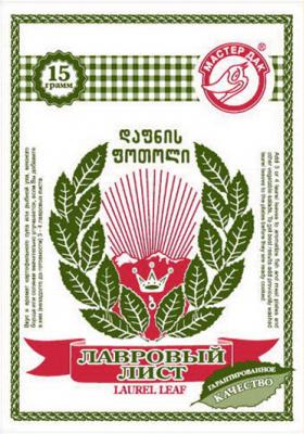 Лавровый лист 15 гр