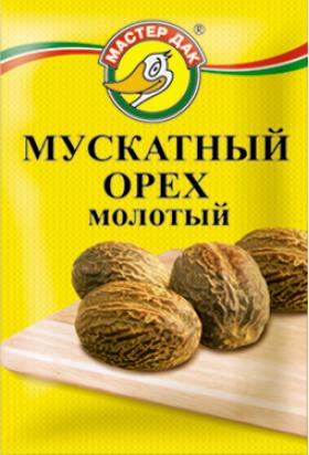 Мускатный орех молотый 10 гр