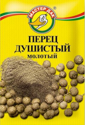 Перец  душистый  молотый 10 гр