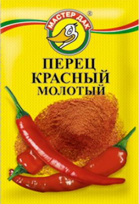 Перец красный молотый 10 гр
