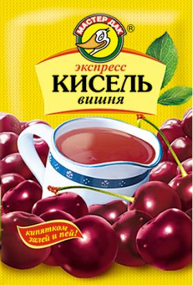 Экспресс-кисель Вишня 30 гр