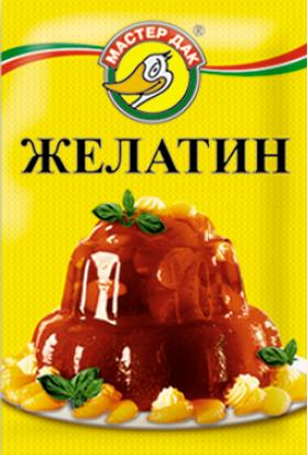 Желатин 10 гр