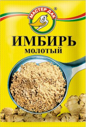 Имбирь молотый 10 гр