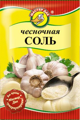 """Приправа """"Чесночная соль"""" 15 гр"""
