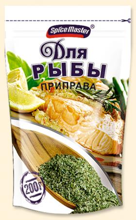 Приправа для рыбы 200 гр.