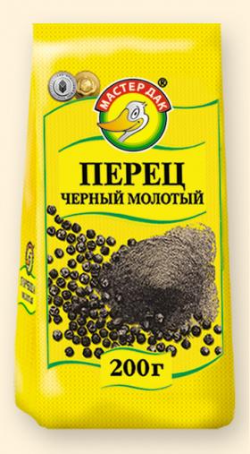 Перец черный молотый 200 гр