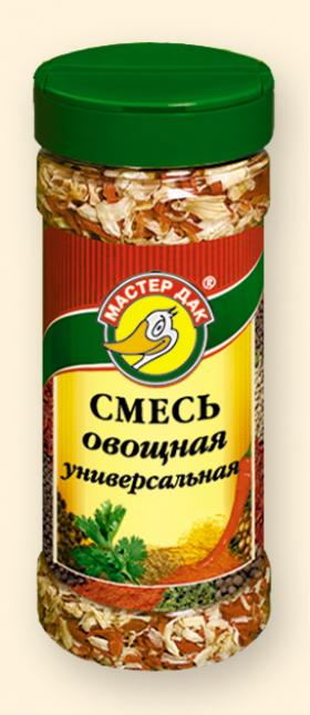 Овощная смесь универсальная 110 гр